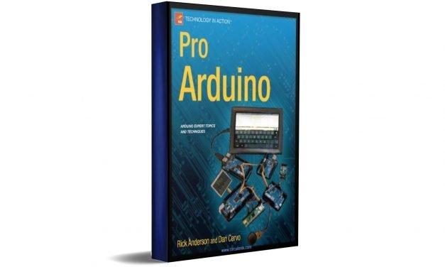 Pro Arduino Apress By Rick Anderson and Dan Cervo