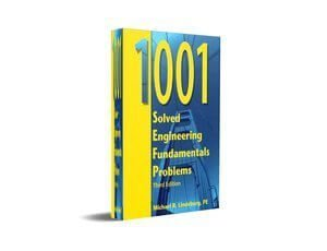 FREE Download 1001 Solved Engineering Fundamentals Problems eBook
