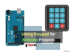 Using Keypad for Arduino Projects