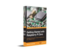 FREE Download Getting Started with Raspberry Pi Zero by Richard Grimmett