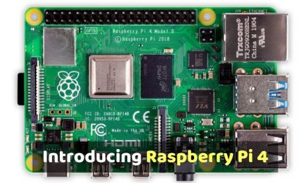 Introducing Raspberry Pi 4 Model B