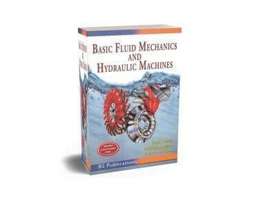 Fluid Mechanics and Hydraulic Machines Book